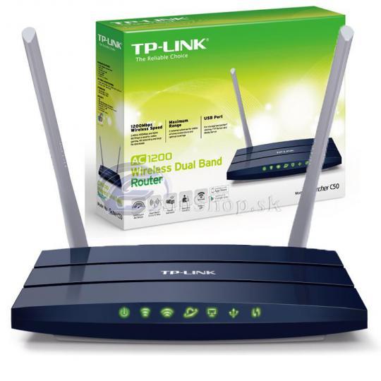 TP Link Archer C50