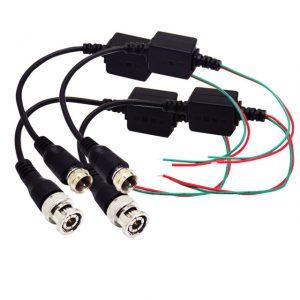 絞線傳輸器 BNC F