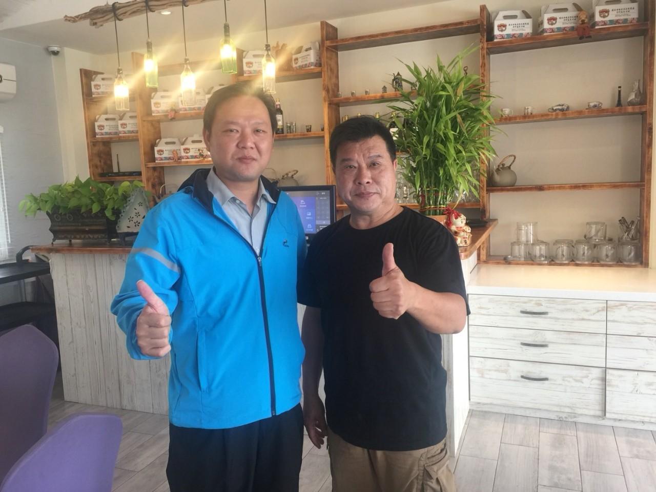 餐廳執行長陳焜洲
